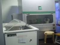 Biosafety Cabinet and Water Bath Shaker