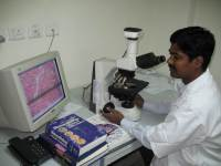LIGHT MICROSCOPE WITH DIGITAL IMAGING SYSTEM